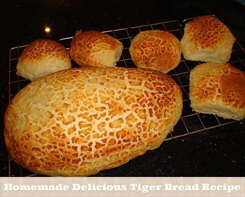 Homemade Delicious Tiger Bread Recipe photo: stressedmum.com me an myfamily just lovetiger bread i would eat it every dayif i could, I used to buy this