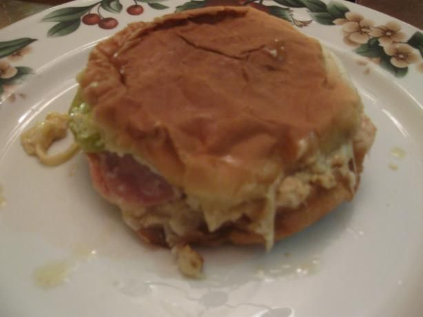 Pressed Cuban-Style Burgers from Food.com:   Bobby Flay