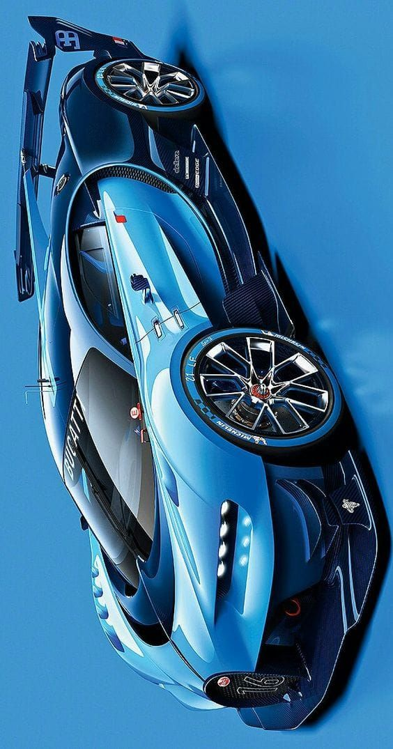 '' Bugatti Vision Gran Turismo '' MUST SEE 2017 Best New Concept car Of The Future