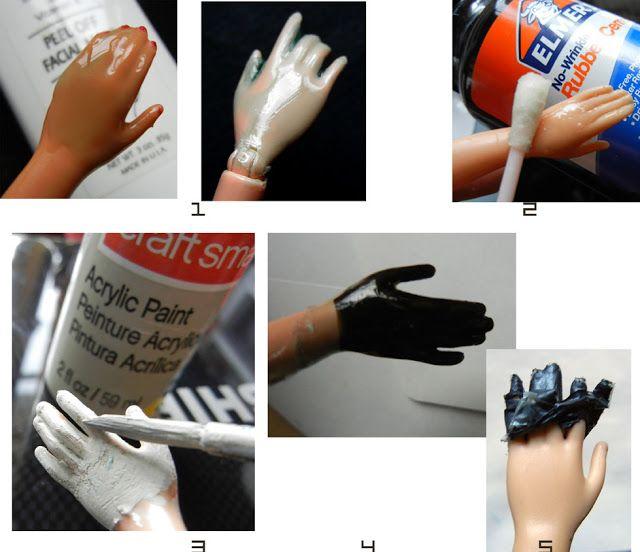 how to make yoyo glove work