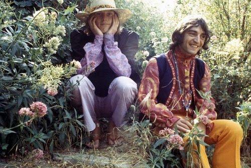 incredible string band psychedelic folk in Zappa garden