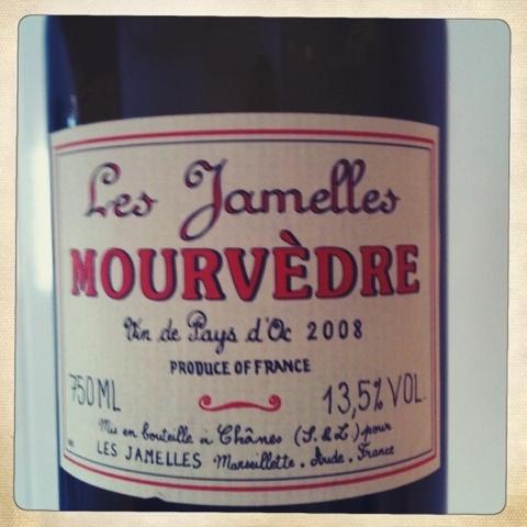 Les Jamelles, Mourvedre, Languedoc, France, £6.99, Co-op supermarket
