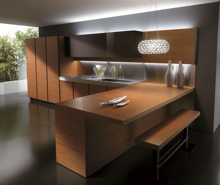 www.ebano.pl #ebano #fornir #kuchnia #nowoczesnakuchnia #wnetrza #design