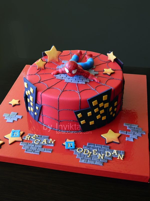 36 best spiderman images on pinterest birthday cakes anniversary cakes and spider man cakes. Black Bedroom Furniture Sets. Home Design Ideas