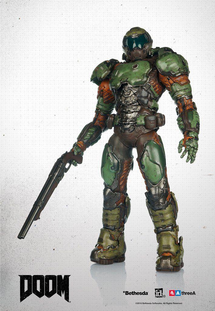 ThreeA - Doom - The Doom Marine