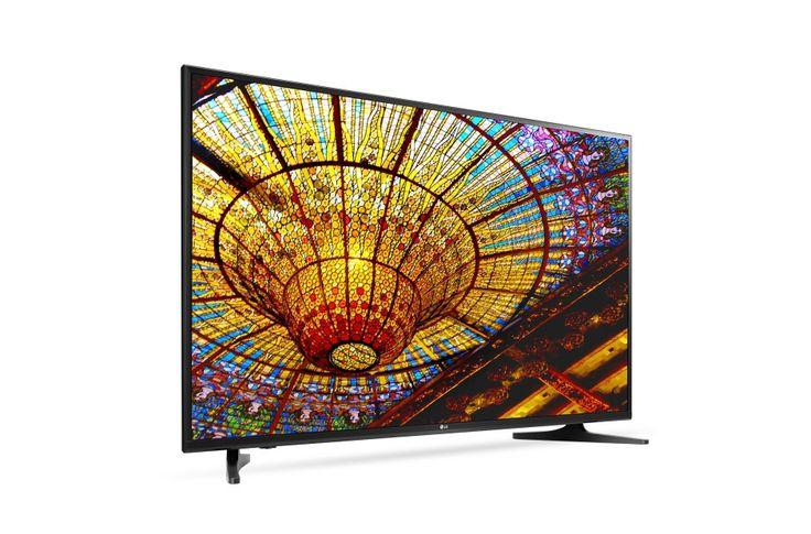 50-Inch 4K Ultra HD Smart LED TV w/Full Web Browser & Wi-Fi Built In Wifi Direct Simplink (HDMI CEC)