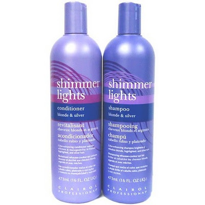 how to remove purple from your hair (after shimmer lights disaster!)