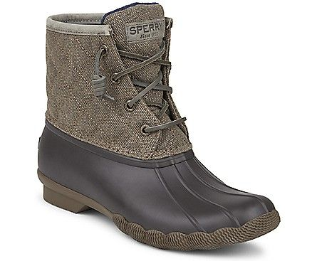 Saltwater Duck Boot, Taupe