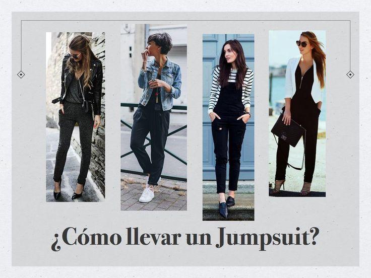 El Jumpsuit una prenda que llegó para quedarse!!!! #quickcloset #blog #fashion #tendencias #jumpsuit #outfits #tienda #mujeres #femeninas