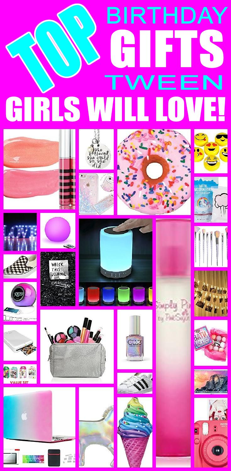 Top Birthday Gifts Tween Girls Will Love  Kids Birthday -5657