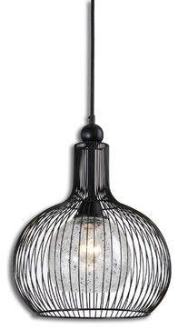 Casnovia 1-Light Pendant traditional pendant lighting