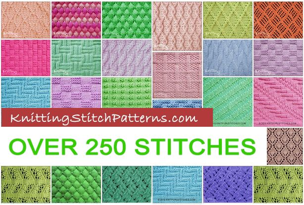 Knitting Stitches Knit And Purl : Best 20+ Garter stitch ideas on Pinterest
