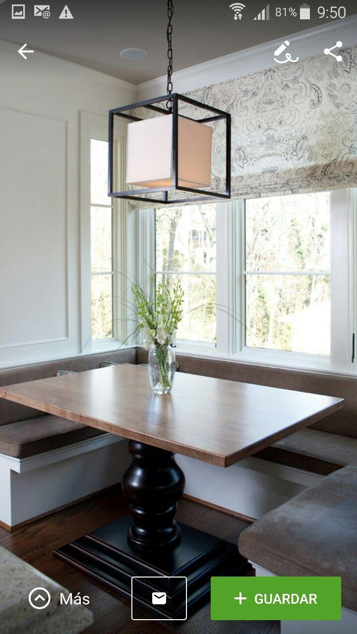 Die 25 besten Ideen zu comedor auf Pinterest | Küchen, Balkon und ...