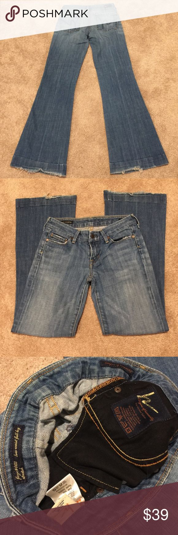 🌸🌼 CITIZEN JEANS 🌼🌸 🌸🌼 CITIZEN JEANS 🌼🌸 These Jeans are in great condition 29 inch inseam boot cut.  Has preloved wear at the bottom nicely broken in. Citizens of Humanity Pants Boot Cut & Flare