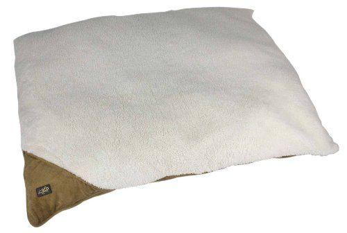Aus der Kategorie Kissen & Decken  gibt es, zum Preis von   Unsere PILLOW-BED-Serie erobert im Sturm das Herz Ihres kleinen Vierbeiners.<br /><br />Auf dem Hundekissen lässt es sich wunderbar, dösen, chillen, kuscheln oder einfach schlafen.<br />Ihr Hund wird es Lieben, besonders das extra weiche Material muss man bei den Pillow-Betten besondershervorheben. Ebenfalls muss man auf die extrem weiche, elastische Füllung die immer wieder ihre natürliche Form bei behält, hinweisen.<br /><br…