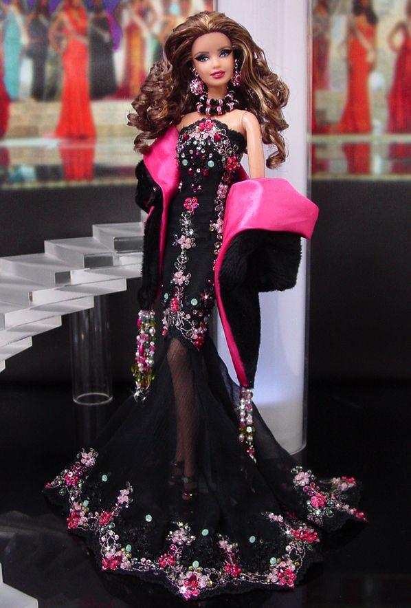Barbie Miss Canary Islands Ninimomo 2015/2016
