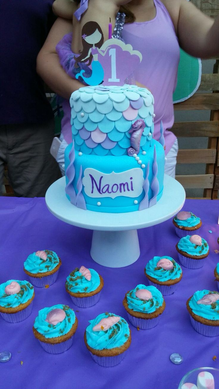 644 best Cake Cupcakes Sea Shore Mermaid images on Pinterest