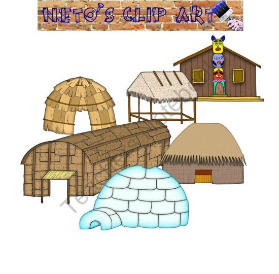 Native american home pictures