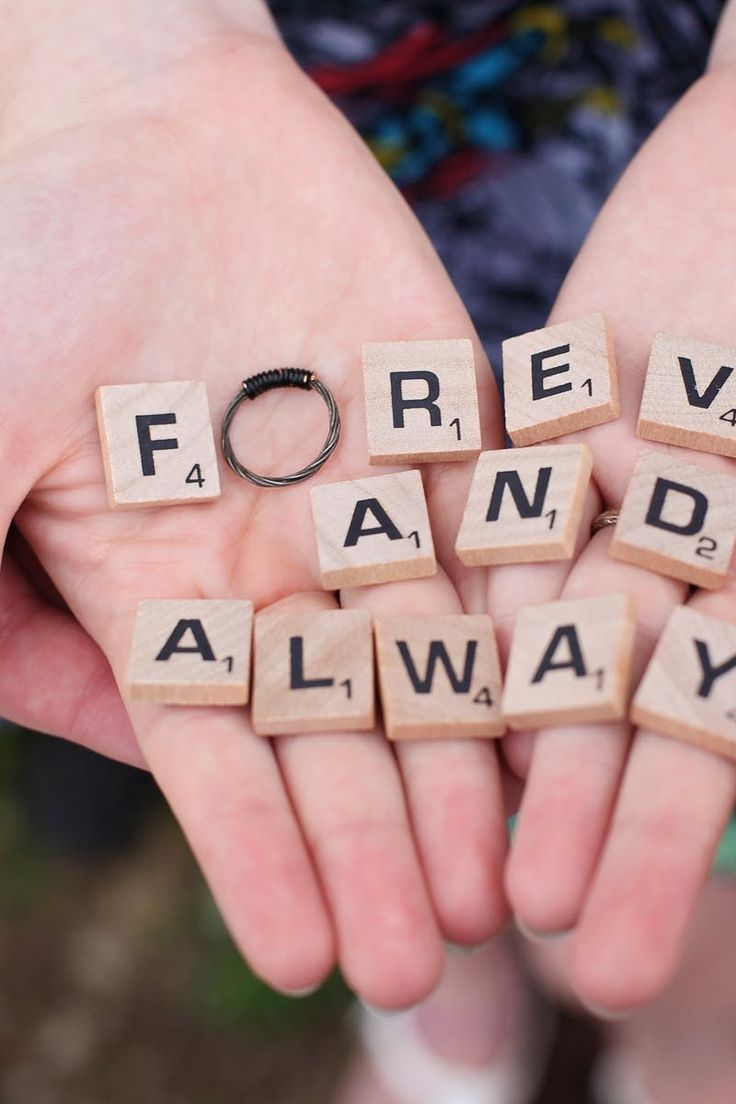 couple, engagement, hands