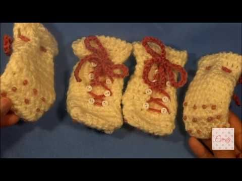 Zapatos para perros crochet/crochet shoes for dogs - YouTube