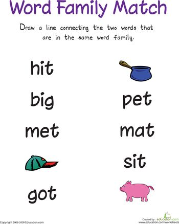 1000+ images about Rhyming words on Pinterest