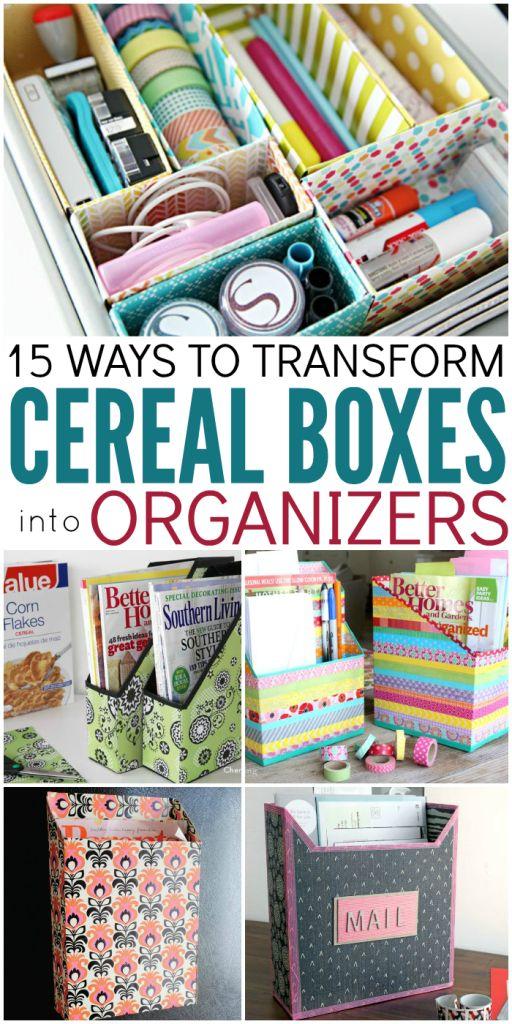homemade homeschool student desk ideas best 25 paper storage ideas on pinterest cereal box storage