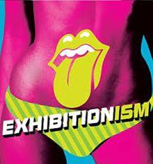"""Londra, alla Saatchi Gallery di Chelsea, mostra dedicata ai Rolling Stones """"Exhibitionism"""" dal 6 aprile al 4 settembre 2016"""