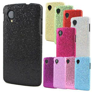 Hard Bling Skin Case Cover For LG Google Nexus 5