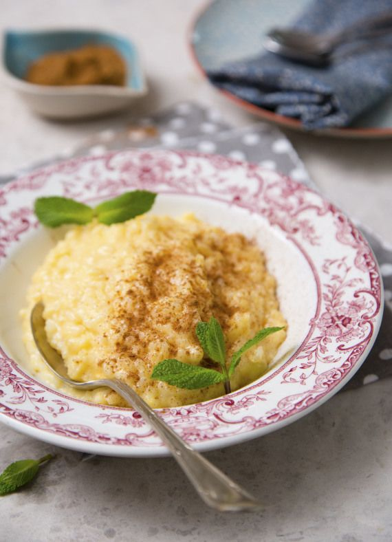 Video 30 - 592 Milk tart rice pudding Anna Carolina Alberts