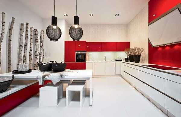 Major Modern Kitchen Design Trends 2013 Reflecting Contemporary Lifestyle