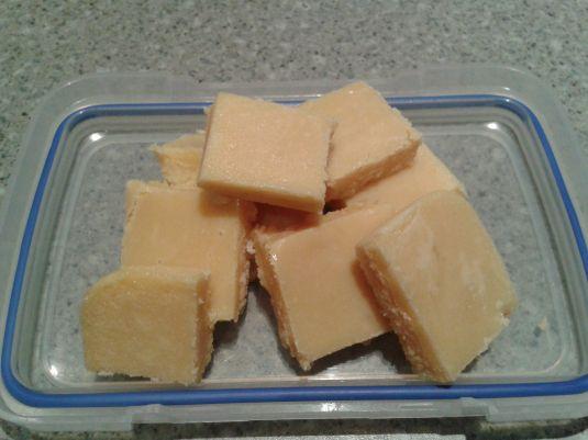 How I saved my fudge!