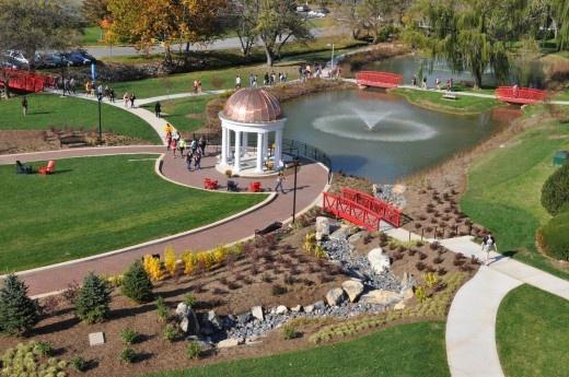 Shenandoah University Pavilion