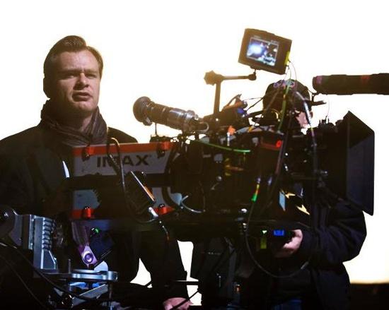 Nolan - Filming Batman