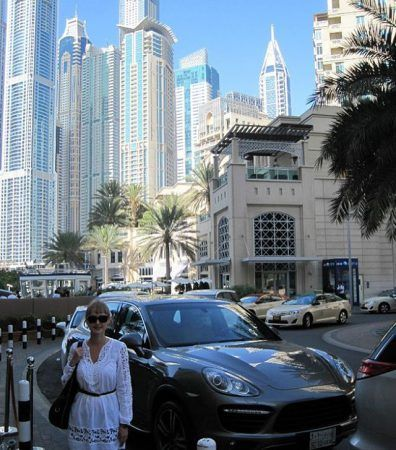 this show Feeling the Luxury Vacation Destinations in Dubai by travel spot
