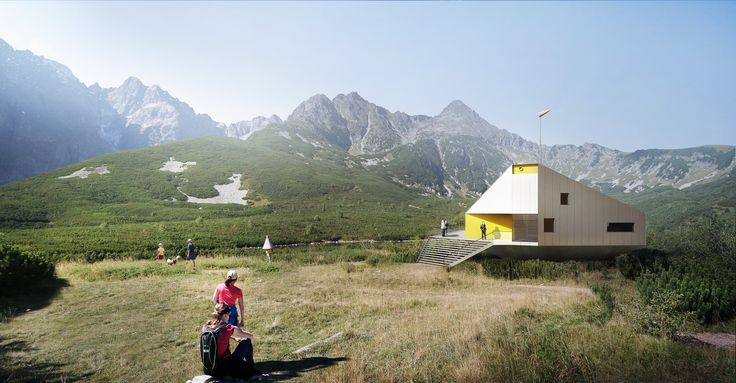 Summer in High Tatras