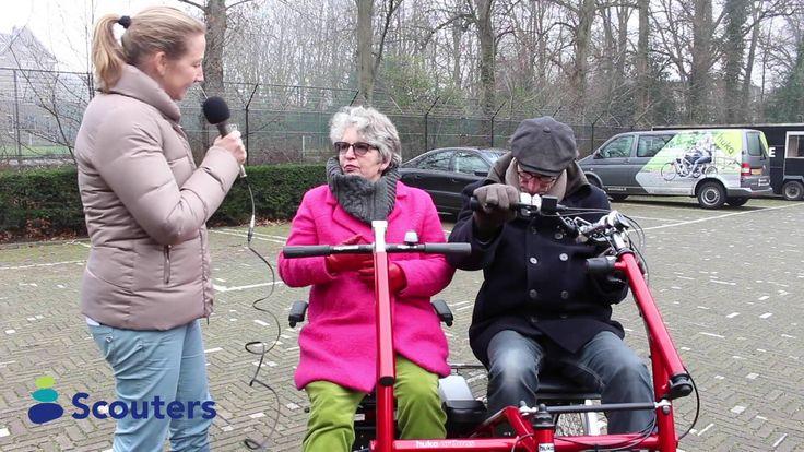 Een echte plezierfiets, werd de duofiets genoemd. Het ervaren Scouters testteam testte de bijzondere Orthros, een duofiets van de producent Huka. Ze vertellen over hun ervaringen in de testvideo.