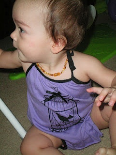 a kids tshirt into a toddler romper :) love my girl in this outfit!