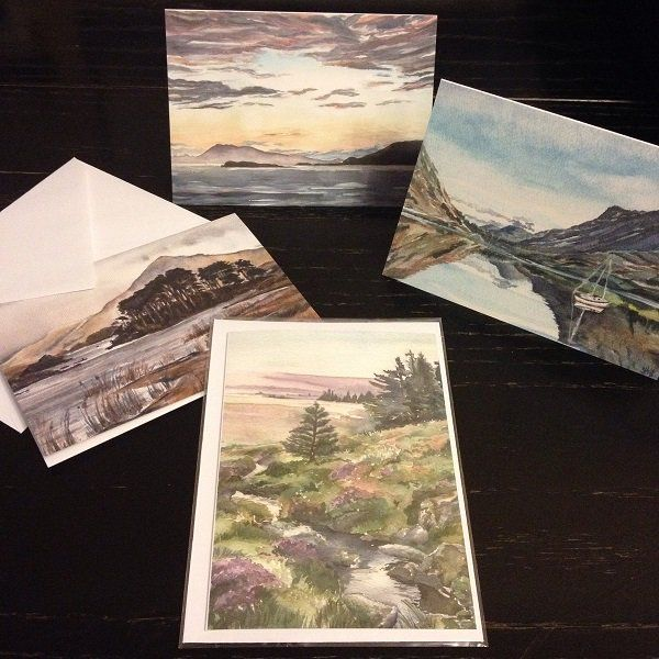 My greeting cards from Zippi  To order these or other printed gifts please see: http://www.zippi.co.uk/portfolio/suzannehole #art #zippi