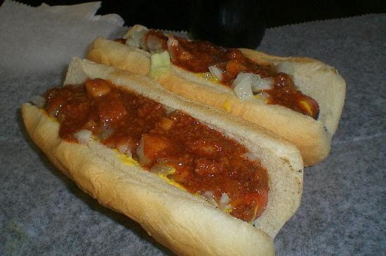Hot Dogs Raleigh Nc Man Vs Food