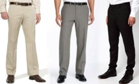Memilih Celana Panjang Pria Kantoran yang Fashionable - http://aimynasywa.com/2016/03/memilih-celana-panjang-pria-kantoran-fashionable.html