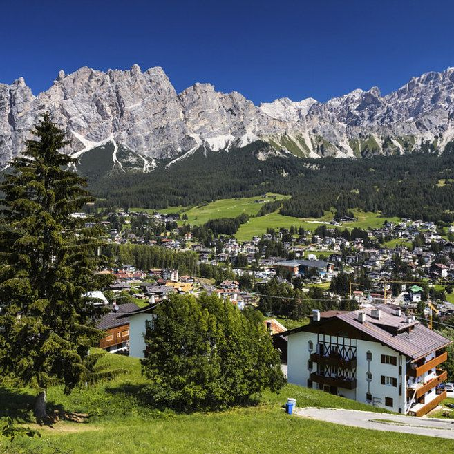 Cortina d'Ampezzo, Italy   23 Underrated Vacation Spots Around The World To Visit Before You Die