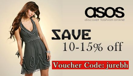 Asos Voucher Codes are very much appropriate to make awesome savings