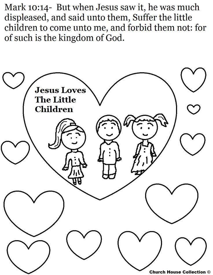 17 best Jesus loves the children images on Pinterest