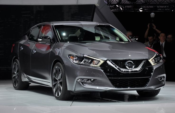 2016 Nissan Maxima 3.5 L. V6 with 300 HP www.imperionissangardengrove.com