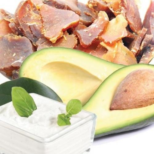 Biltong, Avo And Feta Salad Recipe