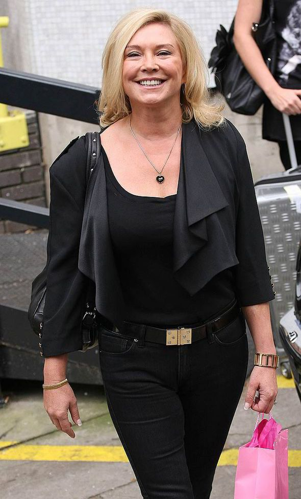Amanda Redman... Inspires me to be better groomed, tailored and sexy but in a tasteful way.