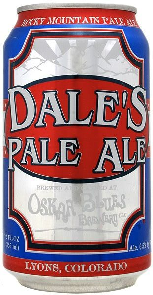 "Here is my homebrew take on Oskar Blues' Dale's Pale Ale.  ""...voluminously hopped mutha delivers a hoppy nose and assertive-but-balanced flavors of pale malts and citrusy floral hops...""  I was ab..."
