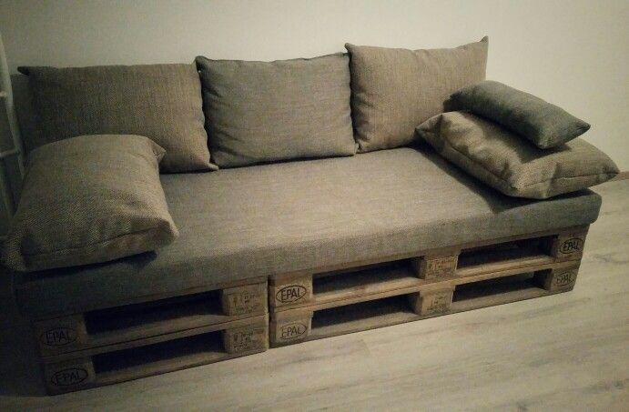 They laugh at me at first when i mentioned, that I'll do my own sofa out of…                                                                                                                                                                                 More
