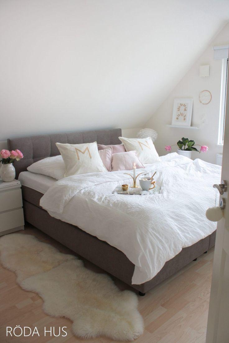 #Schlafzimmer #Boxspingbett #bett #bedroom – Röda Hus