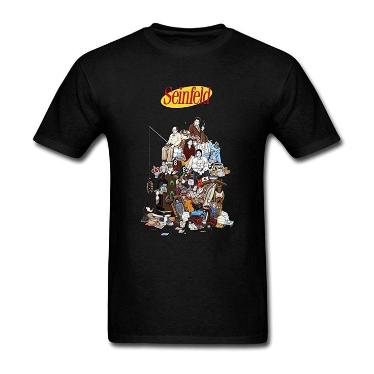 Men's Seinfeld Tv Show Art T Shirt #Affiliate